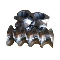 Buy cheap Nitrided Injection Molding Screw Screw Diameter 20-300 Mm For Plastic Machine product