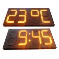 Buy cheap led timer and temp display product