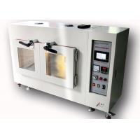 Buy cheap Temperature Control Adhesion Testing Machine , Oven Type Tape Retentivity Tester product