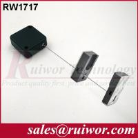 Buy cheap RUIWOR RW1717 Square Retractable Tether with Adhesive Magnetic Display Holder End product