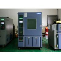 Buy cheap Temperature Controller Climatic Test Chamber For Electronics Products Testing product