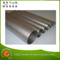 China ASTM B337/B338 High Quality Welded Titanium Tubes Gr7 for Industrial on sale