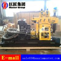 Buy cheap Hydraulic Stand Wheeled Type XYX-130 Water Well Drilling Rig On Promotion product