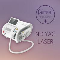 Buy cheap 0-1000MJ ND YAG Laser Tattoo Removal Machine With CE Appproval product