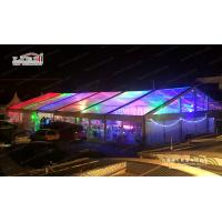 Buy cheap 1500 People Clear Top Tent with Chairs and Tables for Outdoor Weddings and Parties from Wholesalers