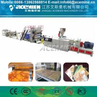 Buy cheap Stone Artificial Marble Making Machine For Wall Decoration Sheet Profile product
