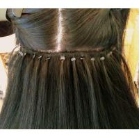 Buy cheap full head micro bead hair extensions product