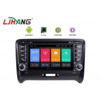 Buy cheap Android 8.1system Audi Dvd Player , Ublox 6 Android Car Dvd Player Gps Navigation product