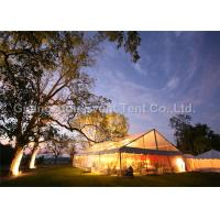 Buy cheap Large Luxury Clear Span Tent For Commercial Event Exhibition Free Design Service product