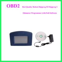 Buy cheap Best Quality Hottest Digiprog III Digiprog 3 Odometer Programmer with Full Software product