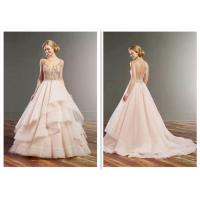 Newest style Best Quality Ball Gown Wedding Dress Lace Wedding Dress