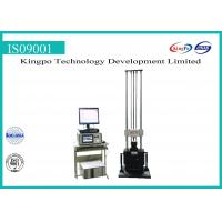 Buy cheap HSKT10 Mechanical Shock Test Equipment Easy Operate 560×670×2390mm product