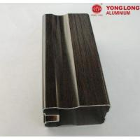 Buy cheap Extruded Aluminum Profile For Building Material , Customized Color And Surface from wholesalers