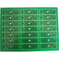 Buy cheap Punching 4 Layer Fiberglass cloth TG PCB CTE Copper Thickness from wholesalers