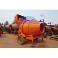 Buy cheap Low Noise Small Electric Cement Mixer, 380V Portable JZC300 Concrete Mixer Machine product