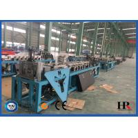 Buy cheap Light Frame Steel House Keel Roll Forming Machine PLC Control product