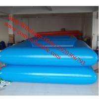 Largest inflatable pool adult size inflatable pool for Large size inflatable swimming pool