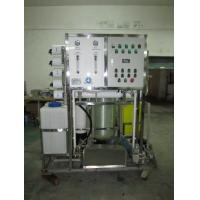 Buy cheap Salt Water Desalination Equipment System/ Marine RO Seawater Desalination System product