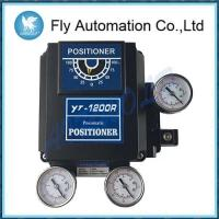 Buy cheap Pneumatic positioner YT-1200R used for pnuematic rotary valve actuators from wholesalers