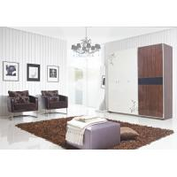 Buy cheap Apartment interior project Custom Furniture Modern Wooden Sliding door Wardrobe closet product