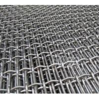 Buy cheap Pig pvc coated Steel Crimped Wire Mesh Panel heavy duty black steel fencing product