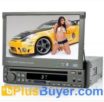 Buy cheap Road Caiman - 7 Inch Touchscreen 1 DIN Car DVD Player (GPS, DVB-T, Win CE) product