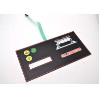 Buy cheap Customized Matel Dome Tactile Membrane Switch Panel Dustproof Anti - Oil product