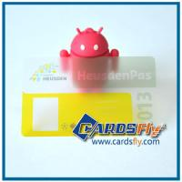 Buy cheap transparent card printing product