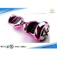 Popular Chrome Color Smart Balance Scooter 2 Wheel Electric Drifting Hoverboard