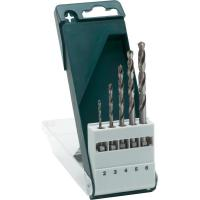 Buy cheap HSS Titanium Coated Drill Bits Plastic Case For Metal With Bright Finished product