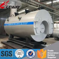 Buy cheap Industrial Oil Gas Fired steam Boiler from China Professional Industry Oil Gas Steam Boiler Manufacturer product
