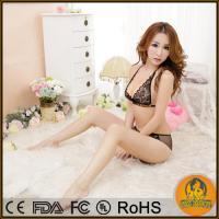 Buy cheap Sexy Woman Lace Nightclothes Halter Lingerie G-string product