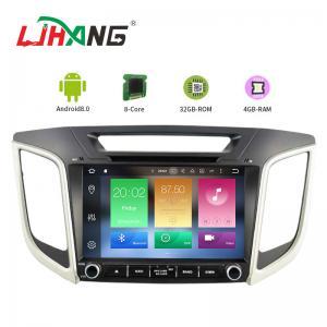 Buy cheap AUX Video Hyundai Santa Fe Dvd Multimedia System PX5 Quad Core 8*3Ghz product