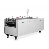 Buy cheap 30pcs/Min Four Side Edge Wrapping Machine For Forming Case product