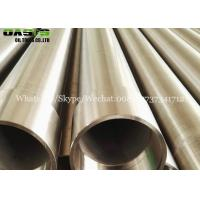 China Good Price and Good Quality API 5CT Steel Casing Pipe for Oil Gas and Petroleum Drilling pipe on sale