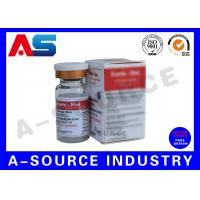 Buy cheap Adhesive 10ml Vial Labels Custom Printed Labels 23 * 60 mm For Medicine Bottles product
