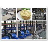 Buy cheap hot air drying noodle Non-Fried Instant Noodle Machinery Production Line without oil product