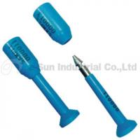 Buy cheap Blue Numbered Container Security Seals With Steel Pin , ISO PAS 17712 product