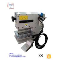 China V - Cutting Pcb Depaneling Machine With Linear Blade , high speed steel on sale