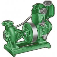 Buy cheap Kaisheng power Agricultural irrigation--diesel water pump set from Wholesalers