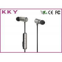 Buy cheap Neckband Style Bluetooth 4.2 Headset With 120mAh Battery Rifle Color Coating product