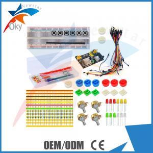 830 Points Arduino Starters Kit 03 Power Supply Module 4 Rotary Potentiomete