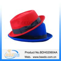 Buy cheap Parent-child fedora trilby hat for women in store product