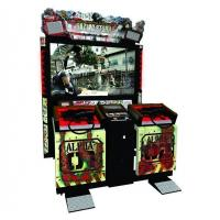 Buy cheap 2 People Upright Arcade Machine , 300 Watt Large Multi Game Arcade Machine product