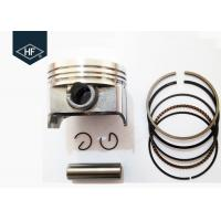 Durable Motorcycle Engine Performance Parts , 63.5mm Aftermarket Piston Kits Increase Rings Wrist Pin Clip