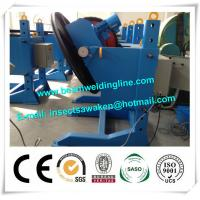 Buy cheap Variable Speed Rotation Pipe Weld Positioner Lift Welding Table product