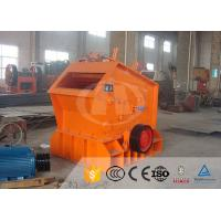 Buy cheap Horizontal Shaft Stone Crushing Equipment Mobile Wear Resistance Energy Saving product