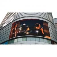 Buy cheap Big Outdoor LED Video Wall Screen / commercial LED Billboard Advertising product