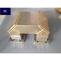 Buy cheap Powder Coatings Sheet Metal Stamping Parts CE ISO Certificated Sample Available product