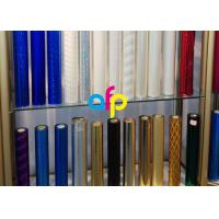 Buy cheap Paper Grade Hot Stamping Foil Rolls 1 Inch / 3 Inch Paper Core Various Color product
